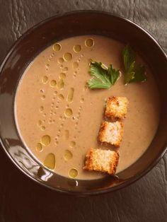 Sopa de Castañas: una de mis sopas favoritas