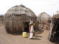 In Northern Kenya