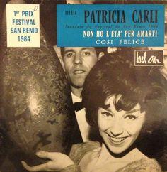 """Patricia Carli synger en sødefuld version af Itaiens vinder fra 1964 """"Non ho l'eta"""""""