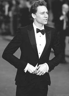 Thomas William Perfect Hiddleston