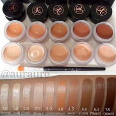 Anastasia Beverly Hills Concealer - their eyebrow products and creme eyeliner are pretty amazing too....