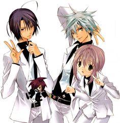 Tags: Anime, PEACH-PIT, Zombie-Loan, Akatsuki Chika, Kita Michiru