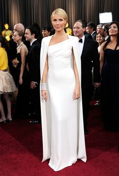 50 Best Dresses of 2012 | #2 Gwyneth Paltrow in Tom Ford at the Oscars