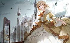 Rin Kagamine- servant of evil Vocaloid Len Y Rin, Kagamine Rin And Len, Evil Anime, Manga Anime, Anime Art, Servant Of Evil, Mikuo, Satsuriku No Tenshi, Beautiful Anime Girl