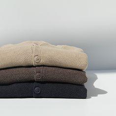 #cardigan #knitwear #brown #sand #darkblue #blue #warm #newarrivals #FW15 #Fall #Winter #kleding #herenkleding #menswear #CavallaroNapoli #shop #fashion #Italiaansekleding #Italy