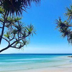 Noosa, QLD ~ Little Cove 💧📸 via @mbosker (IG)  www.tinystyle.com.au  #littlecove #noosa #visitnoosa #sunnycoast #lifestyle #holidays #beach Australian Beach, Paradise Found, Travel Inspiration, Travel Destinations, Waterfall, Coast, Around The Worlds, Clinic, Beaches