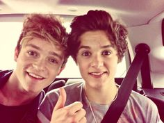 Connor Ball & Brad Simpson