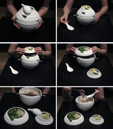 pho tableware! I love this!