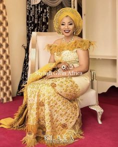 Hello fam, today we are unveiling our Sixteenth episode of the Asoebi Styles Collection Series – Asoebi Styles Collection See them here African Lace Styles, African Lace Dresses, Latest African Fashion Dresses, African Inspired Fashion, African Dresses For Women, Africa Fashion, African Traditional Wedding Dress, Traditional Wedding Attire, Traditional Weddings