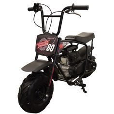 Monster Moto Youth Mini Bike in - The Home Depot Trucker Quotes, Volkswagen Up, Kia Picanto, Used Motorcycles, Sportbikes, City Car, Mini Bike, New And Used Cars, Classic Mini