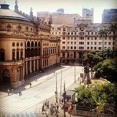 Theatro Municipal | 20 passeios em São Paulo que vão te dar vontade de sair de casa agora mesmo