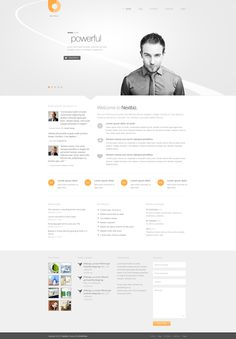 Nextbiz - Responsive Multi-Purpose WordPress Theme  #wordpress #theme #website #template #responsive #design #webdesign #flat #flatdesign