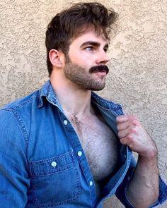 Great Beards, Awesome Beards, Hairy Men, Bearded Men, Sexy Bart, Beard Images, Beard Barber, Mustache Men, My Handsome Man