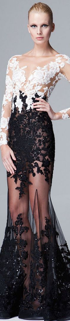 Zuhair Murad Pre-Fall Ready-To-Wear Collection 2014 ~ TNT ~