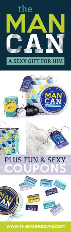 The Man Can Sexy Gift #SexyGift #GiftforHim