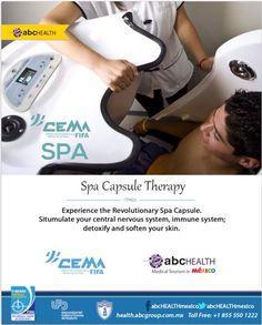SPA capsule in CEMAbyFIFA