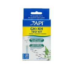 API GH and KH Test Kit, Liquid test for freshwater, Aquarium Test Kits [58] AOI - http://pets.goshoppins.com/fish-aquariums/api-gh-and-kh-test-kit-liquid-test-for-freshwater-aquarium-test-kits-58-aoi/