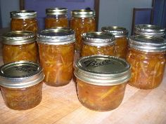 Water bath canning: Using a water bath canner you can preserve many types of jam or jelly, pickling and Salsa.