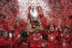 Miracle of Istanbul: Seven iconic photos of Liverpool FC's Champions League triumph seven years on!
