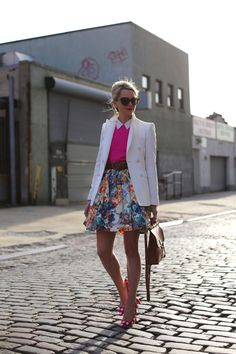 Love love, the skirt just longer and it will be perfect for our distric convention