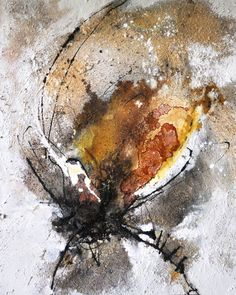 Metamorphose II 50 x 60 cm Acryl in Mischtechnik auf Leinwand