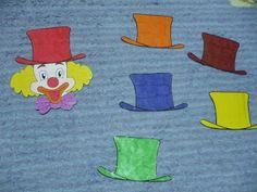 Maro's kindergarten: ΠΑΙΧΝΙΔΙΑ ΜΕ ΧΡΩΜΑΤΑ