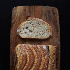 Christee In The Kitchen: KVÁSKOVÝ ZÁCHRANNÝ CHLEBA 112 (BEZ VÁŽENÍ – VHODNÝ I PRO ZOUFALCE, PROKRASTINÁTORY A ZAČÁTEČNÍKY :)) Yami Yami, Bread Recipes, Food And Drink, Foods, Fitness, Scrappy Quilts, Straws