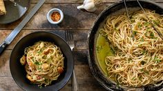 Pasta With Bread Crumbs And Anchovies, Sicilian-Style Recipe - NYT Cooking