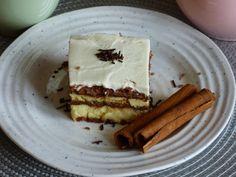 Ciasto kapitańskie (bez pieczenia)/ kapitansk cake(whitaout bake) #mniam #cake #pyszne Tiramisu, Cheesecake, Baking, Ethnic Recipes, Food, Cakes, Cake Makers, Cheesecakes, Bakken