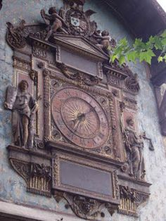 Clock installed 1371 under the reign of Charles V, first public clock in Paris