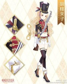 character designs clothes design character outfits anime anime outfit costume design awesome outfits outfit designs anime designs