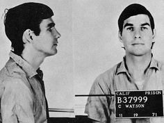 Charles Manson was questioned after 1969 murder victim.: Charles Manson was questioned after 1969 murder victim… Patricia Krenwinkel, Pregnant Actress, Abc Good Morning America, Los Angeles Police Department, Charles Manson, Beatles Songs, All In The Family, Serial Killers, People