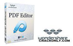 WonderShare PDF Editor Full Crack & Serial Key Download