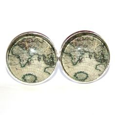 Lets Travel the World! Earrings | Quirky & Kitsch Jewellery & Accessories