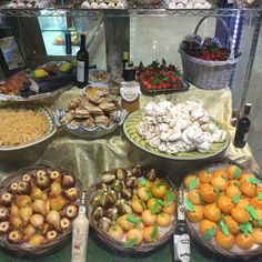 Marzipan in Sicily