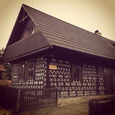 Cicmany, Slovakia Cabin, Architecture, House Styles, Home Decor, Arquitetura, Decoration Home, Room Decor, Cabins, Cottage