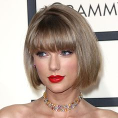 Is Taylor Swift's blunt bob inspired by Anna Wintour?