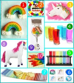 rainbow parties - Google Search