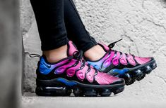 d0bf7b6381 Nike Air VaporMax Plus   'Hyper Violet' Exclusive   Womens Trainers  [AO4550-001]
