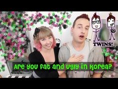 TL;DR : Are You a Fat and Ugly Foreigner?    Korean view of Body Image.