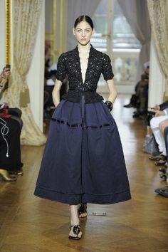 Defilé Haute Couture - Paris 13 - Christophe Josse