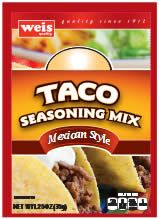 FREE Taco Seasoning Mix at Weis Stores on http://www.icravefreebies.com/
