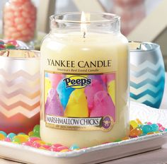 They're back! Click to shop the popular PEEPS fragrance today