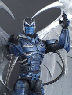 Archangel (Marvel Legends) Custom Action Figure by warrack Base figure: Archangel