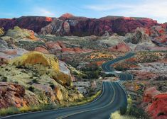 Valley of Fire State Park - Moapa Valley, Nevada, ABD