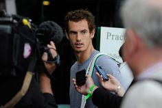 Wimbledon day Ten: Andy Murray