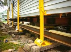 Image result for House lifting posts