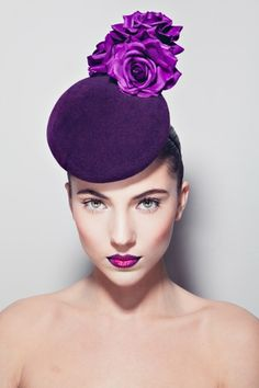 Mary Franck Millinery - A/W 2013-14
