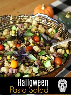 Ten Simple Halloween Recipe Ideas