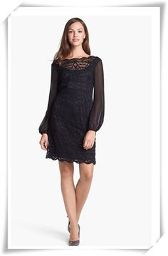 PM017 latest short lace tea length mother of the bride dresses with sleeve $35~$98